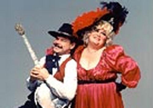 Big Mama Sue & Fast Eddie
